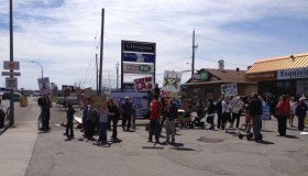 Say no to Monsanto - World Wide Protest hits Thunder Bay