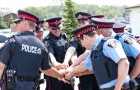 Sudbury Police image supplied by RCMP