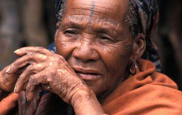 Bushmen Forced Out