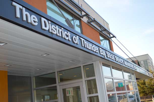 Thunder Bay District Social Services