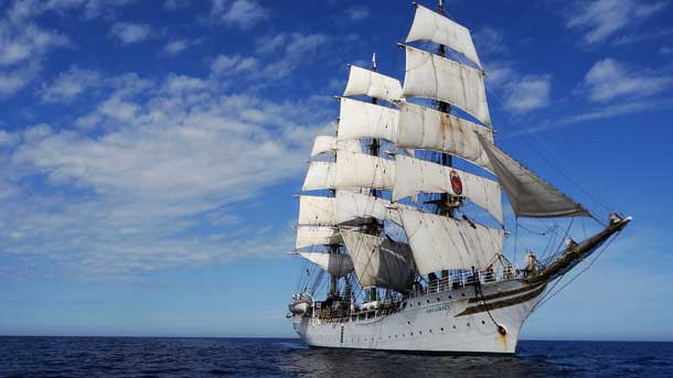Lake Superior Day – Tall Ship Sorlandet