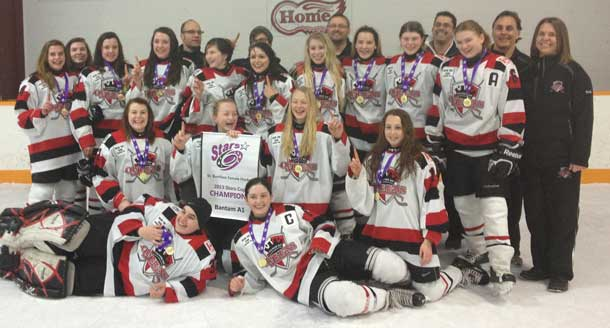 Thunder Bay Queens Stay in Games