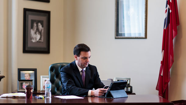 Tim Hudak – Ontario can do much better
