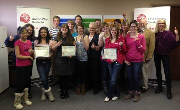 United Way salutes Youth and Programs