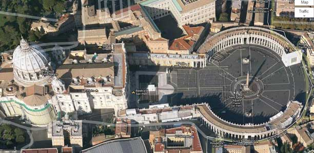 Vatican City getting set for Papal Conclave