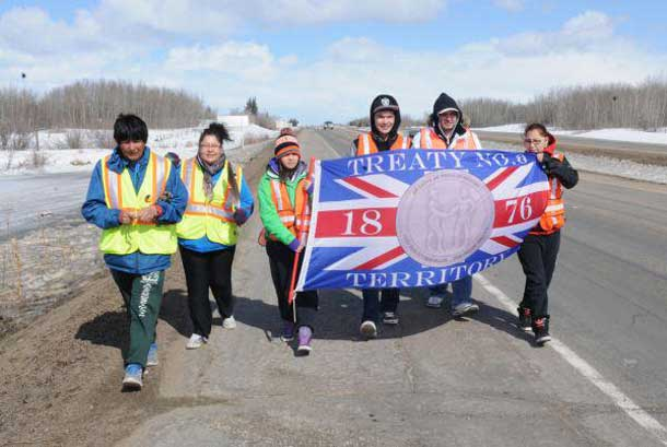 Eighth Fire Alive and Marching to Ottawa