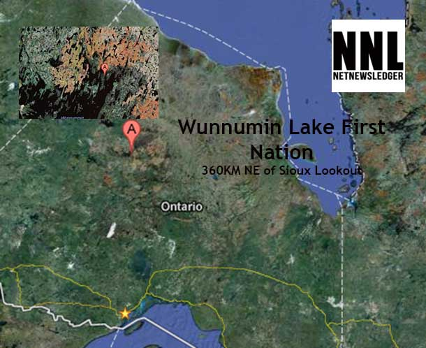 Four Dead in House Fire – Wunnumin Lake FN