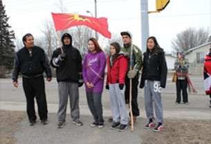 Youth 4 Lakes Walkers – On to Ottawa