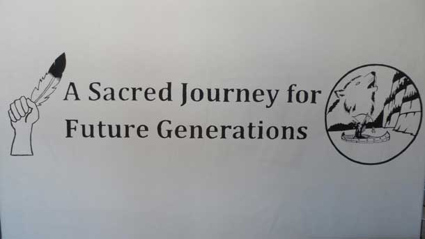 A Sacred Journey for Future Generations