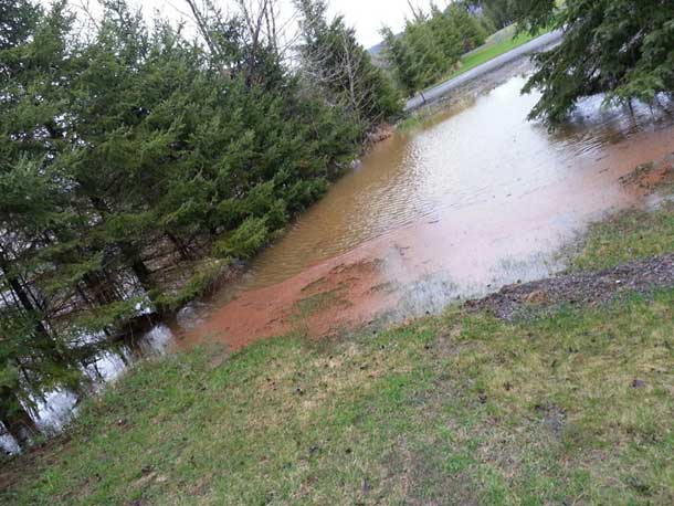 Flooding Reports across Thunder Bay