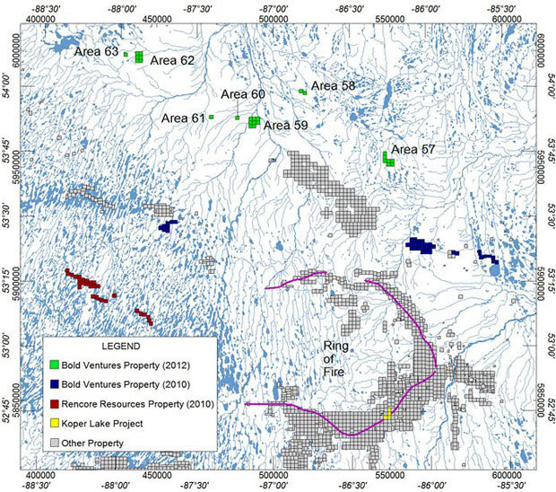 Koper Lake Project – Exploration Permit Issued