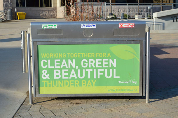 Clean Green and Beautiful – Thunder Bay