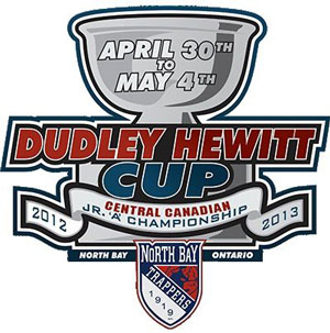 Buzzers undefeated at Dudley Hewitt Cup