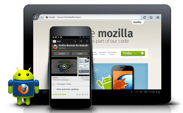 Firefox OS coming together for smartphones