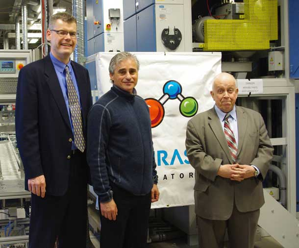 Accurassay Laboratories New Sample Crushing System