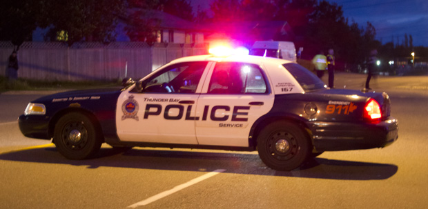 Thunder Bay Police report busy weekend