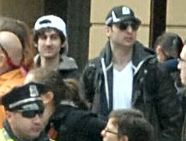 Boston Bombing Suspect Dead
