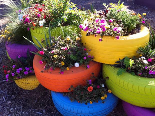 Creative gardening can be fun