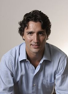 "Justin Trudeau – ""Make no small dreams, they have not the power to move the soul."" -Goethe"