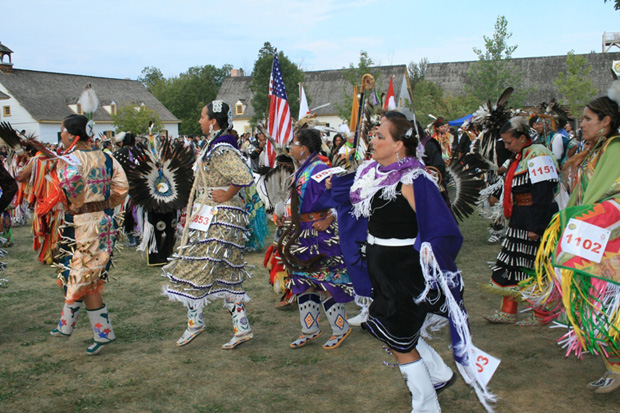 Fort William Historical Park will reverberate with the sights and sounds of Anishnawbe Keeshigun