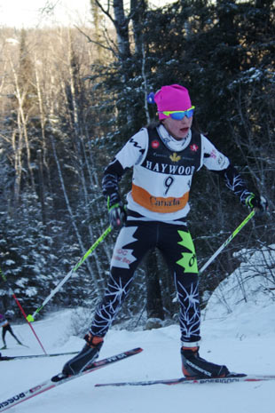 Lappe Nordic 3rd annual 'Women On Skis'