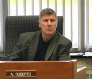 Councillor Aldo Ruberto