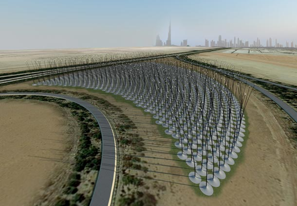 Wind Farm of the Future