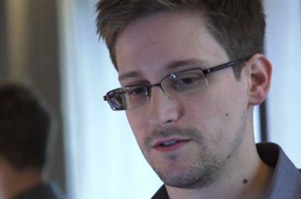 PRISM Whistleblower in NSA blockbuster Edward Snowden