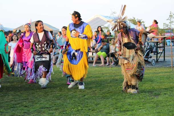 Intertribal Dance
