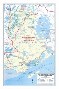 Fort William First Nation Traditional Lands