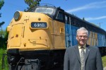 'No Way to Run a Railway' – Bruce Hyer MP