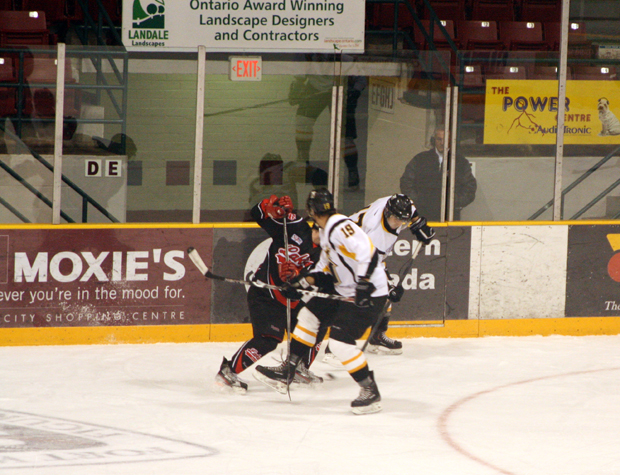 SIJHL – Thunder Bay North Stars set for rematch with Fort Frances Lakers