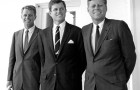 The Kennedy Brothers, Robert, Edward, and John