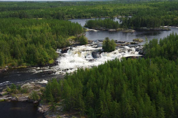 Pimachiowin Aki nominated area i