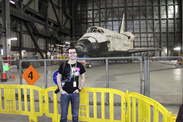 Two Thunder Bay Alumni are Chasing Atlantis in documentary about the Legacy of the Space Shuttle Program