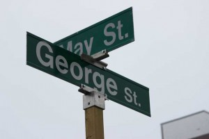 May and George Streets