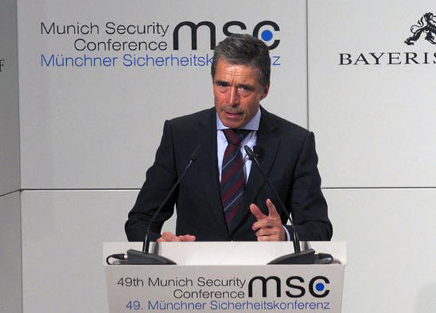 NATO Secretary General – US and Europe Indispensable Partners