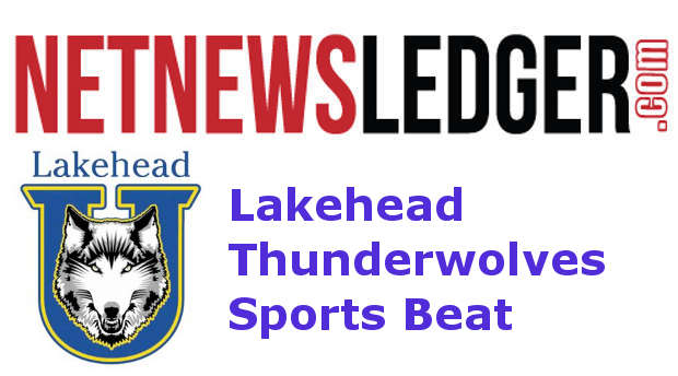 Lakehead Thunderwolves women's volleyball team lose in straight sets