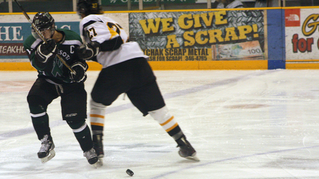 Minnesota Wilderness Ranked Second in CJHL Standings