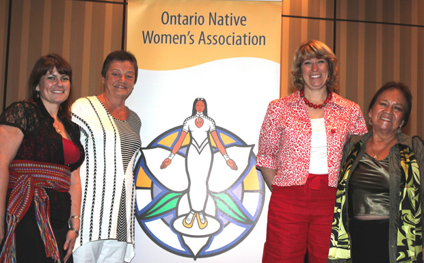 For Generations to Come: Working to End Violence Against Aboriginal Women