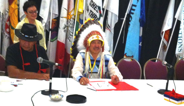 Nishnawbe Aski Nation (NAN) Chiefs and Executive Council congratulate newly elected Ontario Regional Chief Stan Beardy