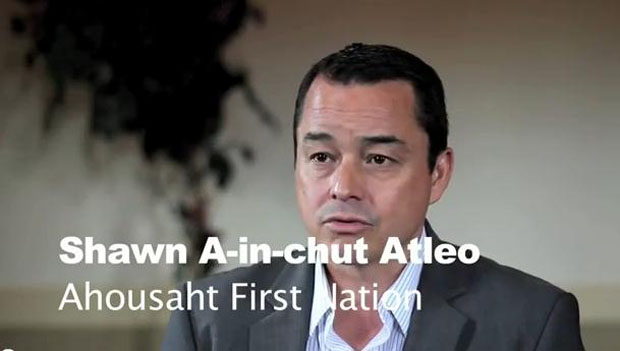 Interview with Shawn Atleo – Candidate for AFN National Chief