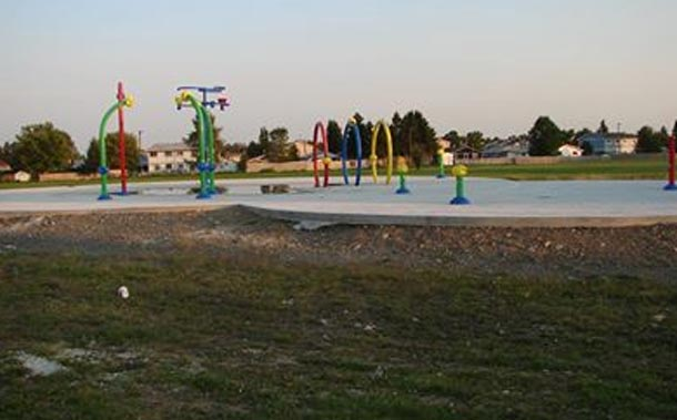 Splash Pad Remains Dry for Now