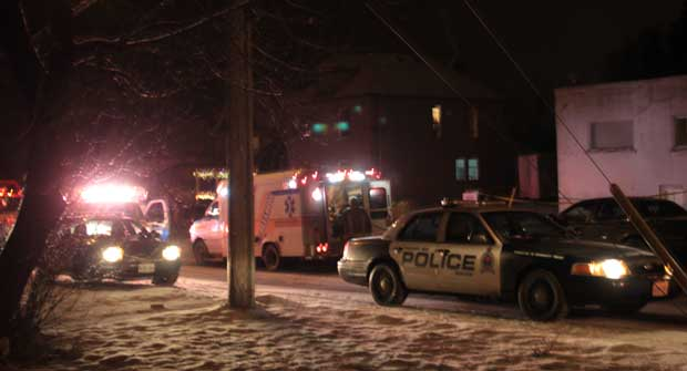 Busy Night for Thunder Bay Police