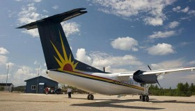 Wayasa Airways aircraft provide a vital connection to remote northern communities