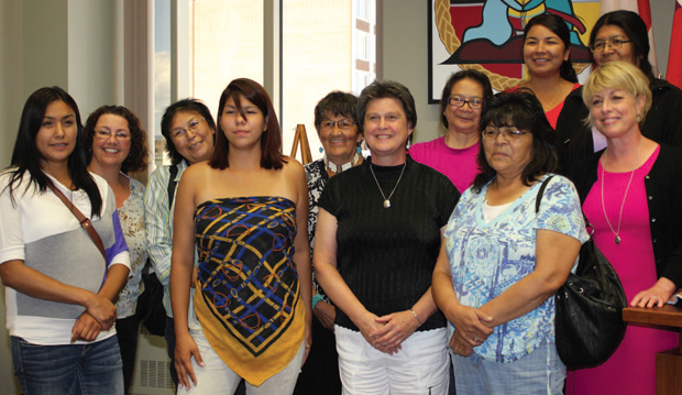 ONWA – Increasing Civic Literacy Among First Nations Youth – A Pathway to Change
