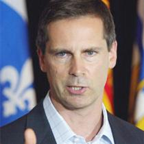 Premier Dalton McGuinty has demonstrated leadership in Elliot Lake emergency