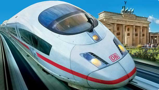 German Highspeed Rail
