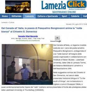 lamezia Click