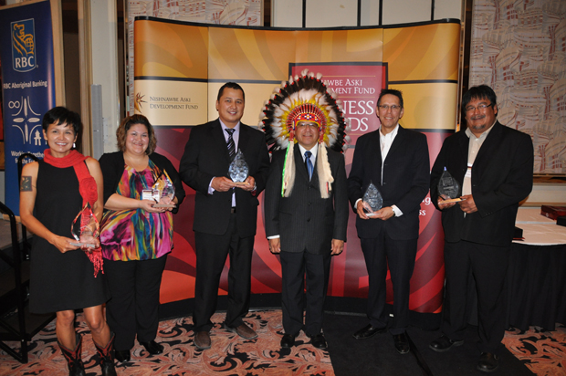 NAN Grand Chief Harvey Yesno congratulates 22nd Annual Nishnawbe Aski Development Fund (NADF) Business Award Winners